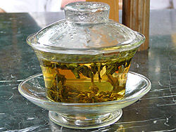 Dispensed herbs may be given raw to be boiled with water and made into a tea, or as powder or pills, or as an ointment.